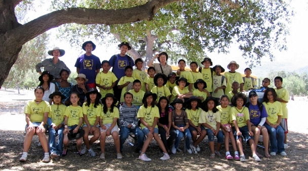 Kids-large group