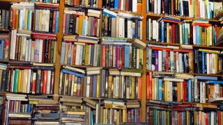 Books Horizontal